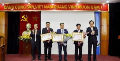 Đảng bộ Tổng công ty tổ chức thành công Hội nghị Tổng kết công tác xây dựng Đảng năm 2019, triển khai phương hướng nhiệm vụ năm 2020 và Lễ trao tặng huy hiệu 30 năm tuổi đảng