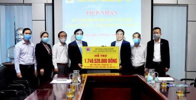 Tập đoàn Công nghiệp Than – Khoáng sản Việt Nam hỗ trợ hơn 1,7 tỷ đồng cho công nhân lao động Tổng Công ty Khoáng sản