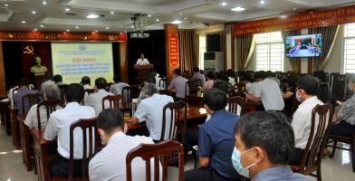 Đảng ủy Tổng công ty Khoáng sản TKV – CTCP Triển khai Nghị quyết Đại hội đại biểu toàn quốc lần thứ XIII của Đảng