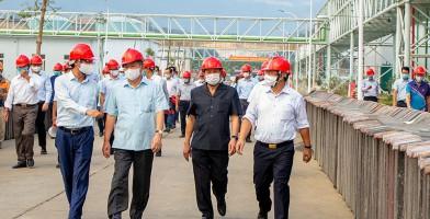 Lào Cai gắn biển, khởi công các công trình chào mừng 30 năm tái lập tỉnh