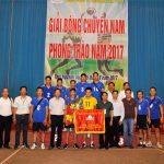 Giải bóng chuyền nam phong trào Tổng công ty Khoáng Sản -TKV năm 2017, đội Công ty CP KLM Thái Nguyên – Vimico đã đoạt giải nhất.