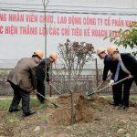 Tổng công ty Khoáng sản báo công dâng Bác