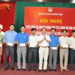 Đoàn Than Quảng Ninh: Sơ kết công tác 6 tháng đầu năm 2013