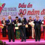 Thợ lò Nguyễn Trọng Thái được vinh danh tại Chương trình Vinh quang Việt Nam 2017