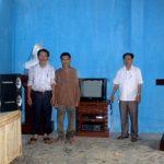 Công ty mỏ tuyển đồng Sin Quyền đóng góp lớn trong phong trào xây dựng nông thôn mới tại địa phương