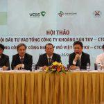 Hội thảo cơ hội đầu tư vào Tổng Công ty Khoáng sản TKV – CTCP và Tổng Công ty Công nghiệp mỏ Việt Bắc TKV – CTCP