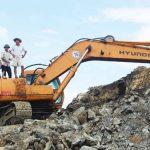Nhiều kiến nghị về thu tiền quyền khai thác khoáng sản