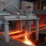 Công ty cổ phần Gang thép: Sản xuất được 127.353 tấn phôi thép