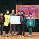 """Chương trình """"Mái ấm cho em"""" của Công ty CP Kim loại mầu Thái Nguyên – VIMICO"""