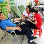 Đoàn thanh niên khối Doanh nghiệp tổ chức ngày hội hiến máu năm 2017