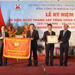 Tổng công ty Khoáng sản – TKV 20 năm một chặng đường.