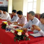 Công đoàn TCT Khoáng sản tổ chức Hội nghị Ban chấp hành mở rộng lần thứ 7 khóa IV năm 2015