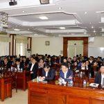 VIMICO tổ chức lớp tập huấn công tác Quản trị đối với công ty đại chúng và Quản lý vốn góp của Tổng công ty