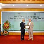 Công ty CP Kim loại màu Thái Nguyên – VIMICO đưa 18 triệu cổ phiếu lên sàn Upcom