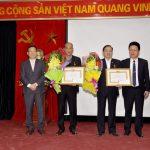 Đảng bộ VIMICO Tổng kết công tác Xây dựng Đảng năm 2016