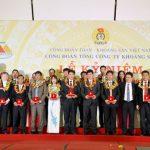 Công đoàn VIMICO kỷ niệm 20 năm ngày thành lập, đón nhận Huân chương Lao động hạng Nhất và tuyên dương CNLĐ xuất sắc