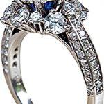 Nhẫn đá sapphire