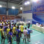 Vinacomin khai mạc giải bóng chuyền nam phong trào năm 2013