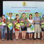 Công đoàn TKV nghe phản ảnh hoạt động công đoàn 6 tháng đầu năm 2013 các đơn vị khu vực Hà Nội