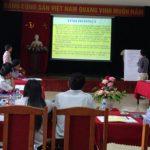 TCT Khoáng sản: Tập huấn nghiệp vụ cho 42 cán bộ công đoàn cơ sở