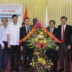 Lãnh đạo tỉnh Quảng Ninh chúc mừng Vinacomin nhân kỷ niệm 77 năm ngày Truyền thống công nhân vùng Mỏ – Truyền thống ngành Than
