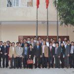Hoàn thành khóa đào tạo 31 cán bộ cấp cao Vinacomin