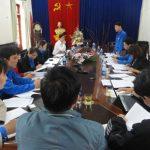 ĐTN Công ty KLM Thái Nguyên: Kiểm tra công tác Đoàn và phong trào thanh thiếu nhi năm 2013