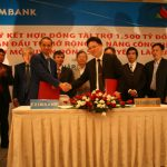 """VIMICO – EXIMBANK: Ký hợp đồng tài trợ 1.500 tỷ đồng cho dự án """"Đầu tư mở rộng nâng công suất khu mỏ tuyển đồng Sin Quyền, Lào Cai"""""""