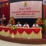 Đồng chí Phạm Văn Hoà đắc cử Chủ tịch Công đoàn Công ty Kim loại màu Thái Nguyên
