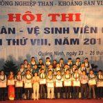 Hội thi AT – VSV giỏi Vinacomin lần thứ VIII, năm 2013 thành công tốt đẹp