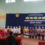 Công ty KLM Thái Nguyên tổ chức hội thi nấu ăn giỏi