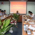 Giao ban công tác đảng cụm Hà Nội