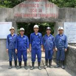 KLM Thái Nguyên sẽ lắp thang vận tải chuyên chở người, phục vụ đi lại cho thợ lò Làng Hích