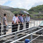 Lãnh đạo Tập đoàn kiểm tra các dự án môi trường
