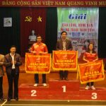 KLM Thái Nguyên tổ chức giải cầu lông, bóng bàn CNVC-LĐ năm 2014