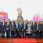 Tổng Công ty Khoáng sản – Vinacomin báo công dâng Bác và phát động thi đua năm 2014