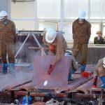 Công ty Luyện đồng Lào Cai sản xuất được 248 tấn đồng thương phẩm