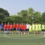 Chương trình giao lưu thể thao nhân kỉ niệm 21 năm ngày thành lập Tổng công ty Khoáng sản – TKV
