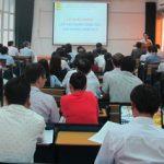 Khai giảng lớp tập huấn công tác tổ chức cán bộ và công tác văn phòng