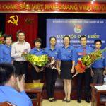Đại hội đại biểu Đoàn TNCS Hồ Chí Minh TCT Khoáng sản lần thứ V nhiệm kỳ 2014 – 2017