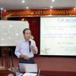 Tổng công ty Khoáng sản – Vinacomin tổ chức Lớp bồi dưỡng nghiệp vụ về Luật đấu thầu