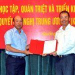 Công bố quyết định bổ nhiệm và lấy phiếu tín nhiệm các chức danh cao cấp Tập đoàn