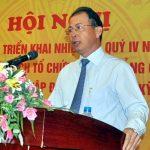 Đồng chí Đặng Thanh Hải được bầu giữ chức vụ Phó Bí thư Đảng uỷ Tập đoàn