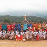 Giải bóng đá nam chào mừng kỷ niệm 84 năm ngày thành lập Đoàn TNCS Hồ Chí Minh (26/3/1931 – 26/3/2015)