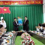 Đồng chí Ngô Hoàng Ngân trúng cử Bí thư Đảng ủy Than Quảng Ninh