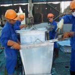 Nhà máy Kẽm điện phân bảo đảm đủ việc làm cho lao động