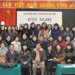 Năm 2014 – Phong trào nữ CNVC Vinacomin cần tiếp tục đổi mới