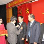 Hội nghị Ban chấp hành Đảng bộ Tổng công ty và Lễ trao tặng huy hiệu 30 năm tuổi đảng