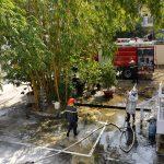 VIMICO tổ chức lớp Huấn luyện nghiệp vụ Phòng cháy chữa cháy và Cứu nạn, cứu hộ năm 2017