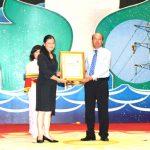 """Vinacomin ủng hộ chương trình """"Chung tay thắp sáng vùng biển đảo Cô Tô"""""""
